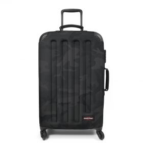 Tranzshell M Tonal Camo Dark Luggage by Eastpak - Front view
