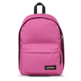 Out Of Office Frisky Pink Backpacks by Eastpak - Front view
