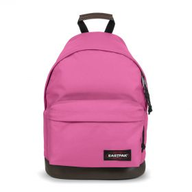 Wyoming Frisky Pink Backpacks by Eastpak - Front view