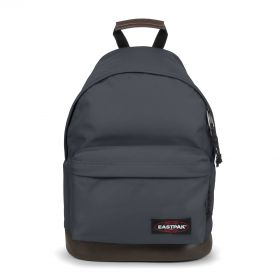 Wyoming Downtown Blue Backpacks by Eastpak - Front view