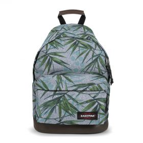 Wyoming Brize Mel Grey Backpacks by Eastpak - Front view