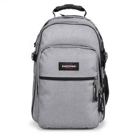 Tutor Sunday Grey Backpacks by Eastpak - Front view