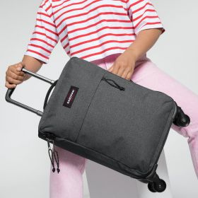 Traf'ik 4 S Black Denim Luggage by Eastpak - view 2