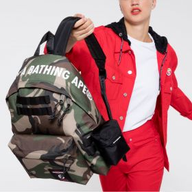 AAPE Padded Camo Backpacks by Eastpak - view 2