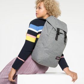 Bust Sunday Grey Backpacks by Eastpak - view 2