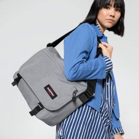 Delegate + Sunday Grey Shoulderbags by Eastpak - view 2