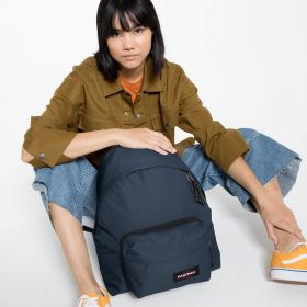 Padded Travell'r Next Navy Backpacks by Eastpak - view 2