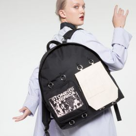 Raf Simons Padded Doubl'r Beige America by Eastpak - view 2
