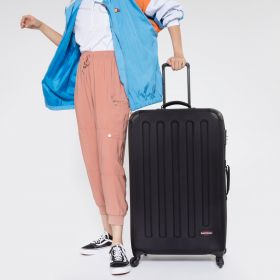 Tranzshell XL Black Luggage by Eastpak - view 2