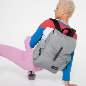 Austin Sunday Grey Backpacks by Eastpak - view 2