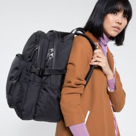 Provider Constructed Black Backpacks by Eastpak - view 2