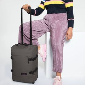 Tranverz S Whale Grey Luggage by Eastpak - view 2