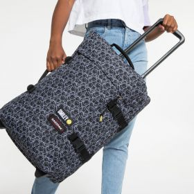 Tranverz S Smiley Mini Luggage by Eastpak - view 2