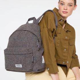 Harris Tweed Padded Pak'r® Herringbone S Backpacks by Eastpak - view 2