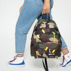 Padded Pak'r® Smiley Camo Backpacks by Eastpak - view 2