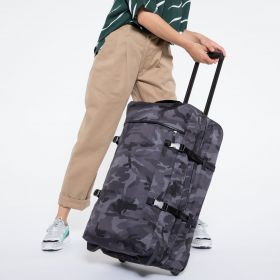 Tranverz M Constructed Camo Luggage by Eastpak - view 2