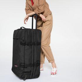 Tranverz L Black Luggage by Eastpak - view 2