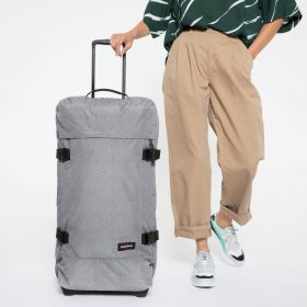 Tranverz L Sunday Grey Luggage by Eastpak - view 2