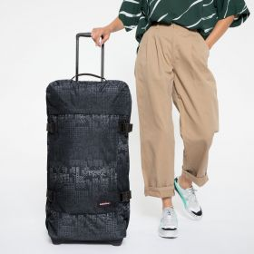 Tranverz L Star White Gradient Luggage by Eastpak - view 2