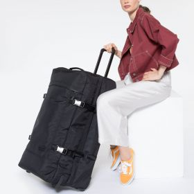 Tranverz L Constructed Black Luggage by Eastpak - view 2