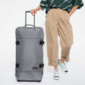 Tranverz L Melange Print V Luggage by Eastpak - view 2