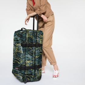 Tranverz L Blurred Lines Luggage by Eastpak - view 2