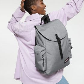 Austin + Sunday Grey Backpacks by Eastpak - view 2