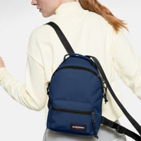 Orbit W Gulf Blue Backpacks by Eastpak - view 2