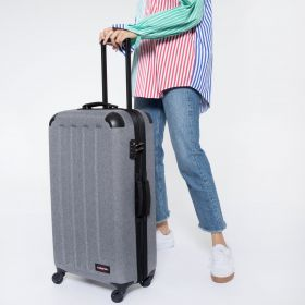 Tranzshell L Sunday Grey Luggage by Eastpak - view 2
