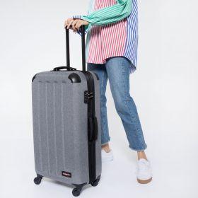 Tranzshell L Sunday Grey Luggage by Eastpak - view 2