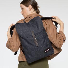 Ciera Melange Print Dot Backpacks by Eastpak - view 2
