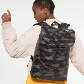 Ciera Topped Camo Backpacks by Eastpak - view 2