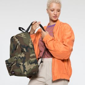 Padded Pak'r® XL Camo Luggage by Eastpak - Front view