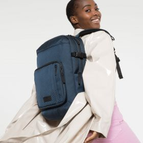 Tecum S CNNCT Navy Backpacks by Eastpak - view 2