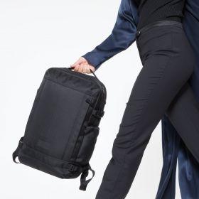 Tecum M CNNCT Black Backpacks by Eastpak - view 2