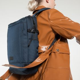 Tecum M CNNCT Navy Backpacks by Eastpak - view 2