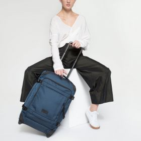 Tranverz CNNCT S Navy Luggage by Eastpak - view 2
