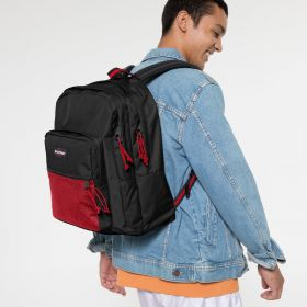 Pinnacle Blakout Sailor Backpacks by Eastpak - view 5