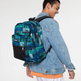 Pinnacle Pix Blue Backpacks by Eastpak - view 5