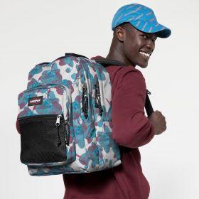 Pinnacle Charming White Backpacks by Eastpak - view 5
