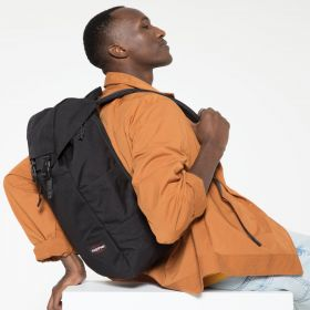 Bust Black Backpacks by Eastpak - view 5