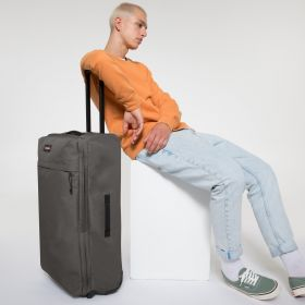Traf'ik Light M Whale Grey Luggage by Eastpak - view 5