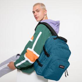Provider Horizon Blue Backpacks by Eastpak - view 5