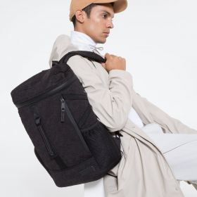 Bust Etched Black Backpacks by Eastpak - view 5