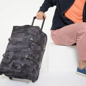Tranverz S Constructed Mono Camo Luggage by Eastpak - view 5
