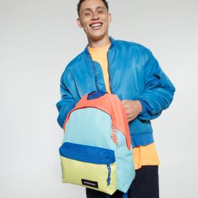 Padded Pak'r® Blocked Blue Backpacks by Eastpak - view 5