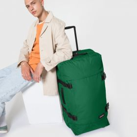 Tranverz L Tortoise Green Luggage by Eastpak - view 5