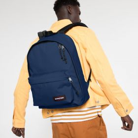 Out Of Office Gulf Blue Backpacks by Eastpak - view 5