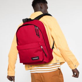 Out Of Office Sailor Red Backpacks by Eastpak - view 5