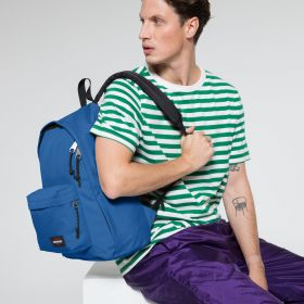 Out Of Office Mediterranean Blue Backpacks by Eastpak - view 5